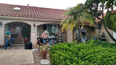 Promotional photo for the Front Porch Jazz Jam. Courtesy ...