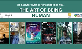 Promo graphic for Cine En Sherman & Humano Film Festiva...