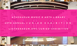 Promo graphic for Free Open Call For Juried Exhibition
