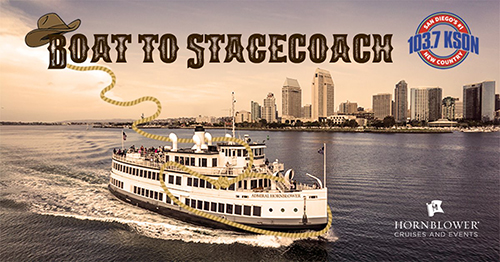 Hornblower Boat To Stagecoach Cocktail Cruise Postponed