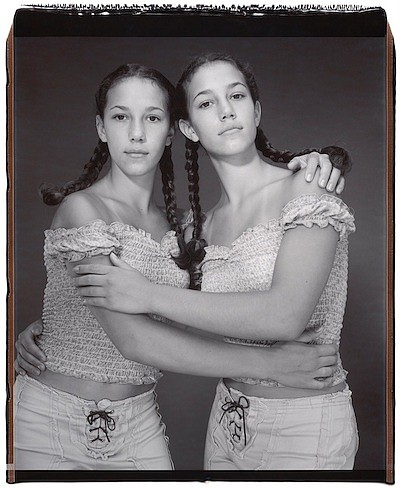 "Featured work of ""Elizabeth and Zoe Wagoner, 15 years old..."