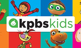Promo graphic for KPBS Kids Workshops 2020