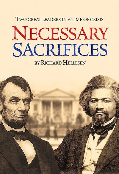 "Promotional graphic for ""Necessary Sacrifices."" Courtesy ..."
