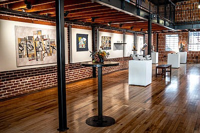 Promotional photo of Sparks Gallery. Courtesy of Sparks G...