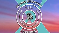 Promotional graphic for the Oceanside International Film Festival 2020