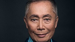 Promotional photo of George Takei. Courtesy of the actor/ author