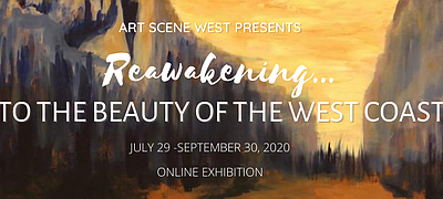 "Promotional graphic for ""Reawakening…to the Beauty of the..."