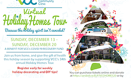 Promotional photo for the 34th Annual VCC Holiday Homes T...