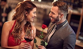Promotional photo for the Valentine's Dinner at Oceana Co...