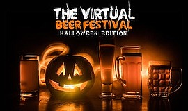 Promotional photo for The Virtual Halloween Beer Festival...
