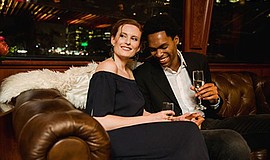 Promotional photo for a Valentine's Jazz Evening at The A...