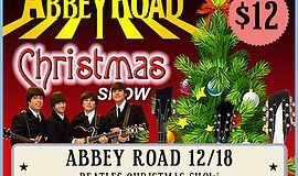 Promotional photo of Abbey Road Christmas Show. Courtesy ...