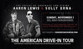 Promotional photo of Aaron Lewis and Sully Erna for the A...