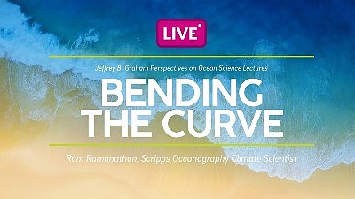 Promotional graphic for Bending the Curve event. Courtesy...