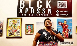 Promotional photograph courtesy of Black Xpression