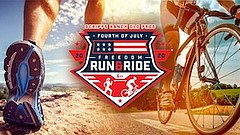 Promotional graphic of the Freedom Run & Ride. Courtesy of Scripps Ranch.