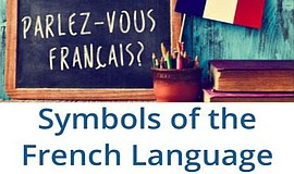 Promo graphic for Symbols Of The French Language