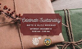 Promotional photo for Celebrate Sustainably: Gifts and Gl...