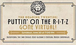 Promo graphic for Rendezvous In The Zoo (R·I·T·Z)