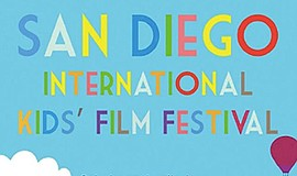 Promotional graphic for San Diego International Kids' Fil...