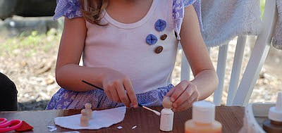 Promotional photo for Craft Studio Littles. Courtesy of S...