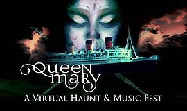 Promotional photo for TheDarkZoneLive: Queen Mary Virt...