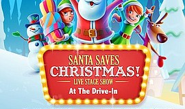 """Promotional photo for """"Santa Saves Christmas"""" Live Stage ..."""