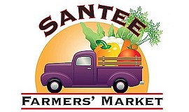 Promo graphic for Santee Farmers Market