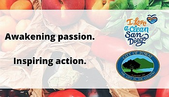 Promotional graphic for Save Your Scraps event. Courtesy ...