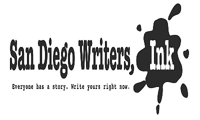 Promotional graphic for San Diego Writers, Ink, courtesy ...