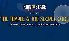 Promo graphic for 'The Temple And The Secret Code' Virt...