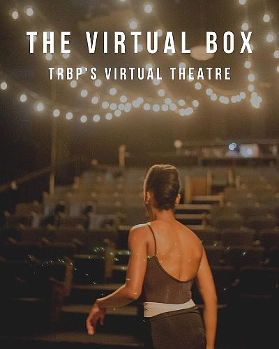 Promotional graphic for The Virtual Box. Courtesy of The ...