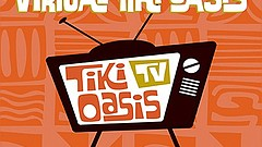 Promotional graphic for Virtual Tiki Oasis TV. Courtesy of Tiki Oasis.