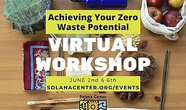 Promotional graphic for Virtual Workshop on Achieving You...