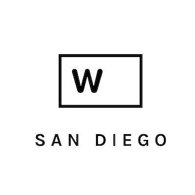Promotional graphic for Wonderspaces San Diego. Courtesy ...