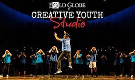 Promo graphic for Creative Youth Studio