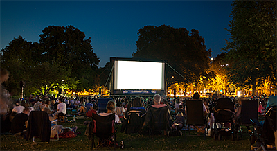 Promotional photo for Moonlight Cinema at One Paseo