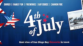 Promotional photo for 4th Of July With Maritime Museum. C...