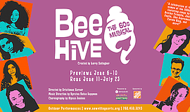"""Promotional photo for """"Beehive The 60s Musical."""" Courtesy..."""