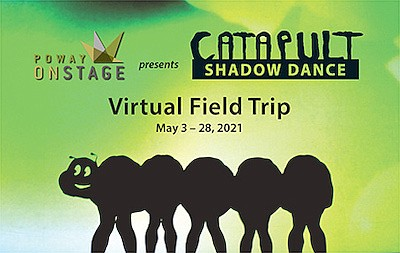 """Promotional graphic for """"Catapult Shadow Dance: Virtual F..."""