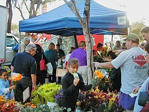 Promotional photo for Escondido Farmers Market. Courtesy ...