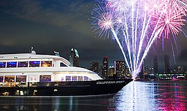 Promotional photo for 4th Of July Cruises On The Bay. Cou...