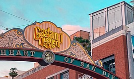 """Promotional photo of """"Monthly Movie Night At Gaslamp Quar..."""