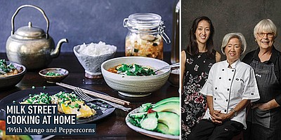 Promotional photo for Cooking at Home with Tung Nguyen: V...