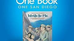 Graphic: One Book, One San Diego Kids Selection book cover