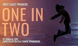 """Promotional graphic for """"One in Two"""" courtesy of Diversio..."""