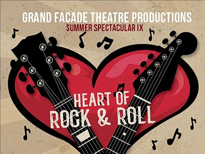 Grand Facade Theatre Productions is pleased to announce ...