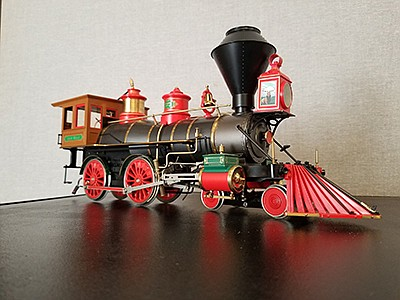 """Promotional photo for """"The Carolwood Pacific: Walt's Magi..."""