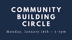 Promotional photo for Community Building Circle With Dialogue Ambassador Prog...