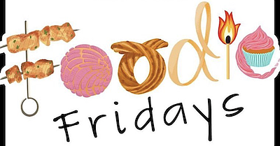 Promotional photo for Foodie Fridays On Logan Ave. Courte...
